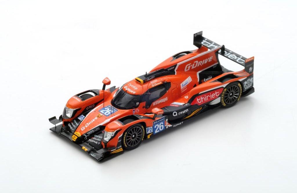 Oreca 07 Gibson  24h Le Mans 2017 Jackie Chan DC Racing  1:18 Spark 18S326 NEU