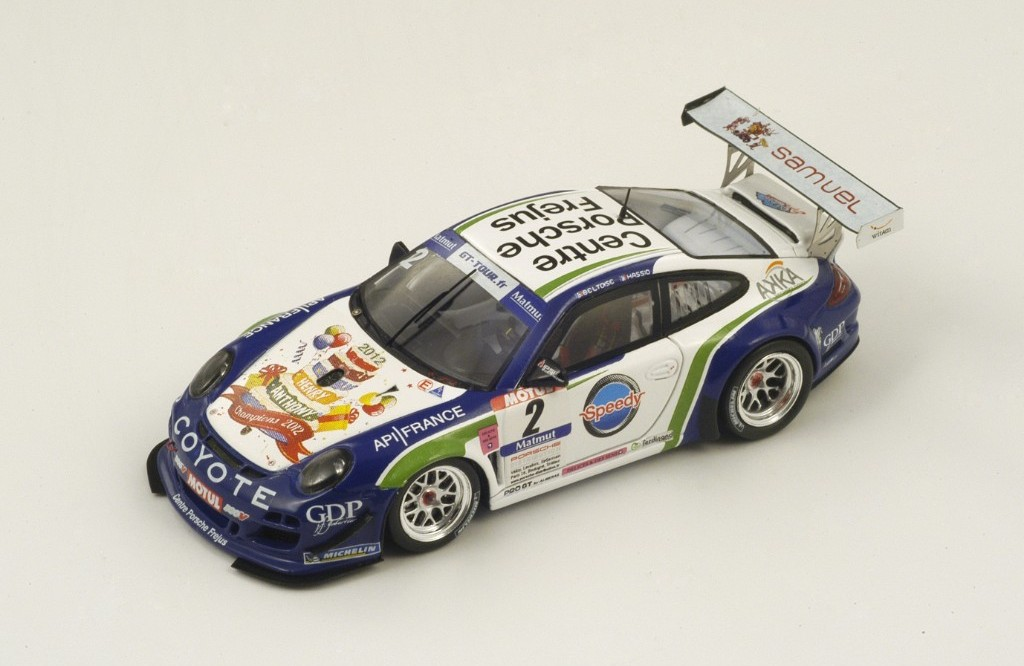 AUTOart 60673 Porsche 911 GT3 Cup 2006 VIP//Orange 997 1:43