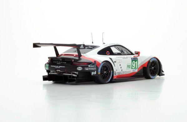 Picture Gallery for Spark 18S329 Porsche 911 RSR No.91 - Porsche GT ...