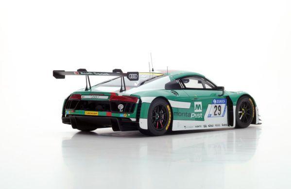 Audi R8 LMS No.29 Audi Sport Team L...