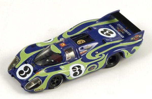 BBR 1:18 BBRC1833F Porsche 917 LH Gulf Auto Salon 1969