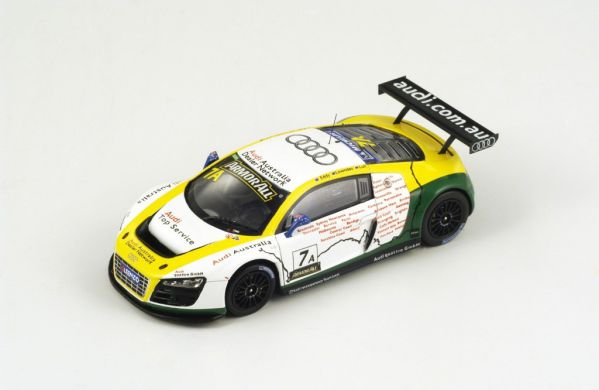 Picture Gallery for Spark AS002 Audi R8 LMS GT3 No. 7 2ndBathurst 1...