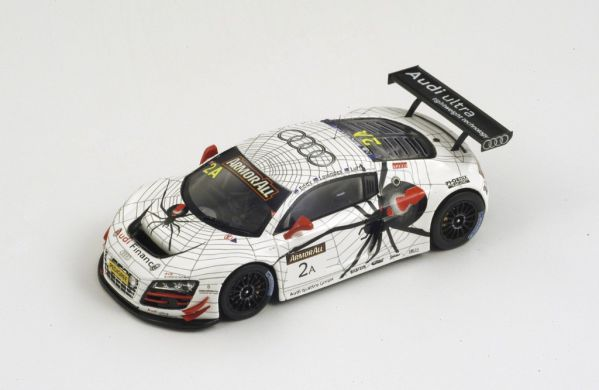 Picture Gallery for Spark AS004 Audi R8 LMS No. 2 Bathurst 12 Hour ...