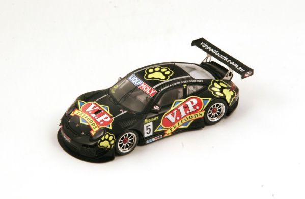 Picture Gallery for Spark AS011 Porsche 997 GT3 R #5  3rd 12 Hours ...