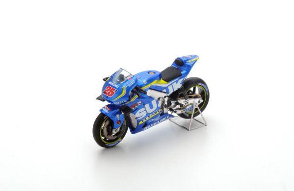 Picture Gallery for Spark M43012 Suzuki GSX-RR #25 - Team Suzuki Ecs...