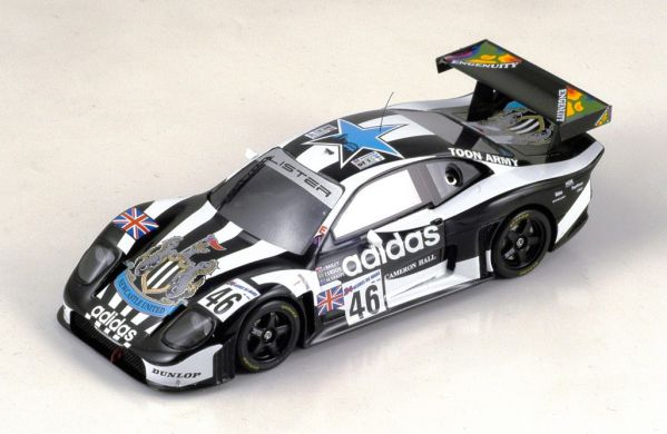 Picture Gallery for Spark S0634 Lister Storm GTL, No.46 Le Mans 199...