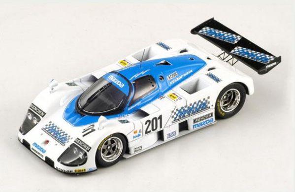 Spark S0644, Mazda 767 B, No.201, 7th Le Mans 1... - Free Price ...