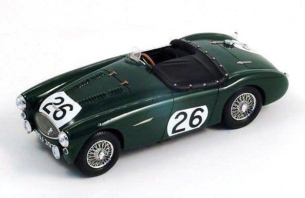 Austin Healey 100 S, No.26 Le Mans ...