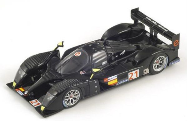 Spark 1//43 Epsilon Euskadi EE1-Judd #21 Le Mans 2008 S1477