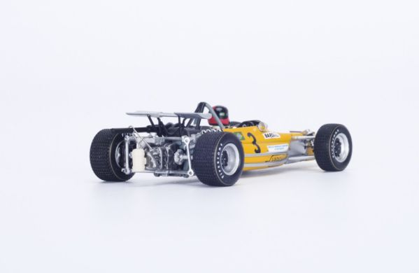 Lotus Renault GP r31 heidfeld fórmula 1 malasia 2011 1:43 Minichamps 410110109