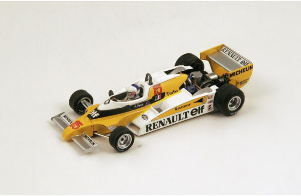 Picture Gallery for Spark S3851 Renault RE20B, No.15, Argentina GP ...