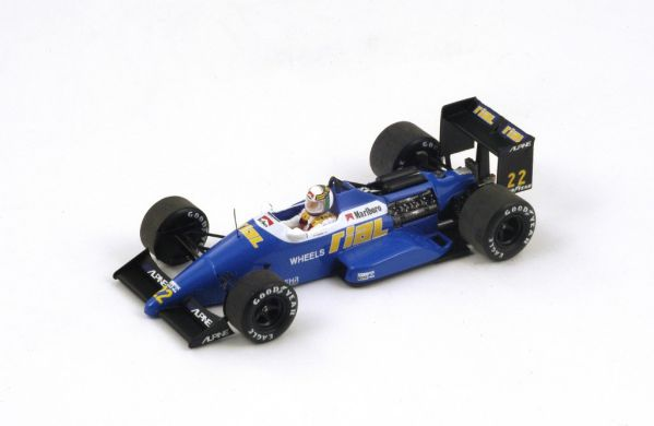 4th US GP No.22 1988 Rial ARC1 Andrea de Cesaris by Spark  S3960