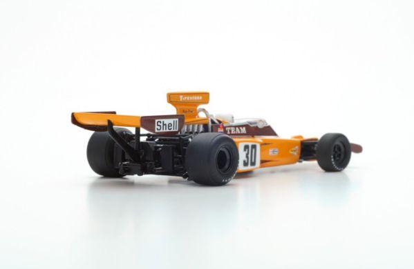 SEN25T voiture eaglemoss 1//43 F1 BRESIL Formule 1 LOTUS 72E E.Fittipaldi 1973 #1