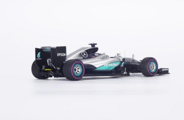 Evolution Mercedes F1 W05 Hybrid N.Rosberg Carrera 20027494 No.6