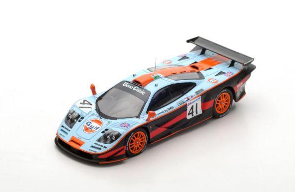 NEW AUTOart 1//18 McLaren P1 GTR Orange finished product genuine from JAPAN