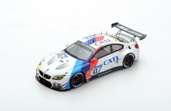 "Spark SB275 BMW M6 GT3 #42 /""BMW equipo Schnitzer/' 24H Spa 2019-escala 1//43"