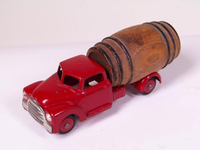 Picture Gallery for Vilmer 345 Dodge Barrel Truck