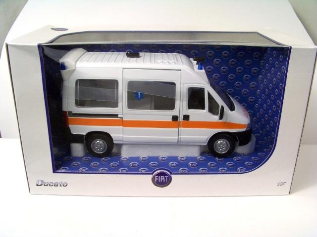 Picture Gallery for Norev 771075 Fiat Ducato Ambulance