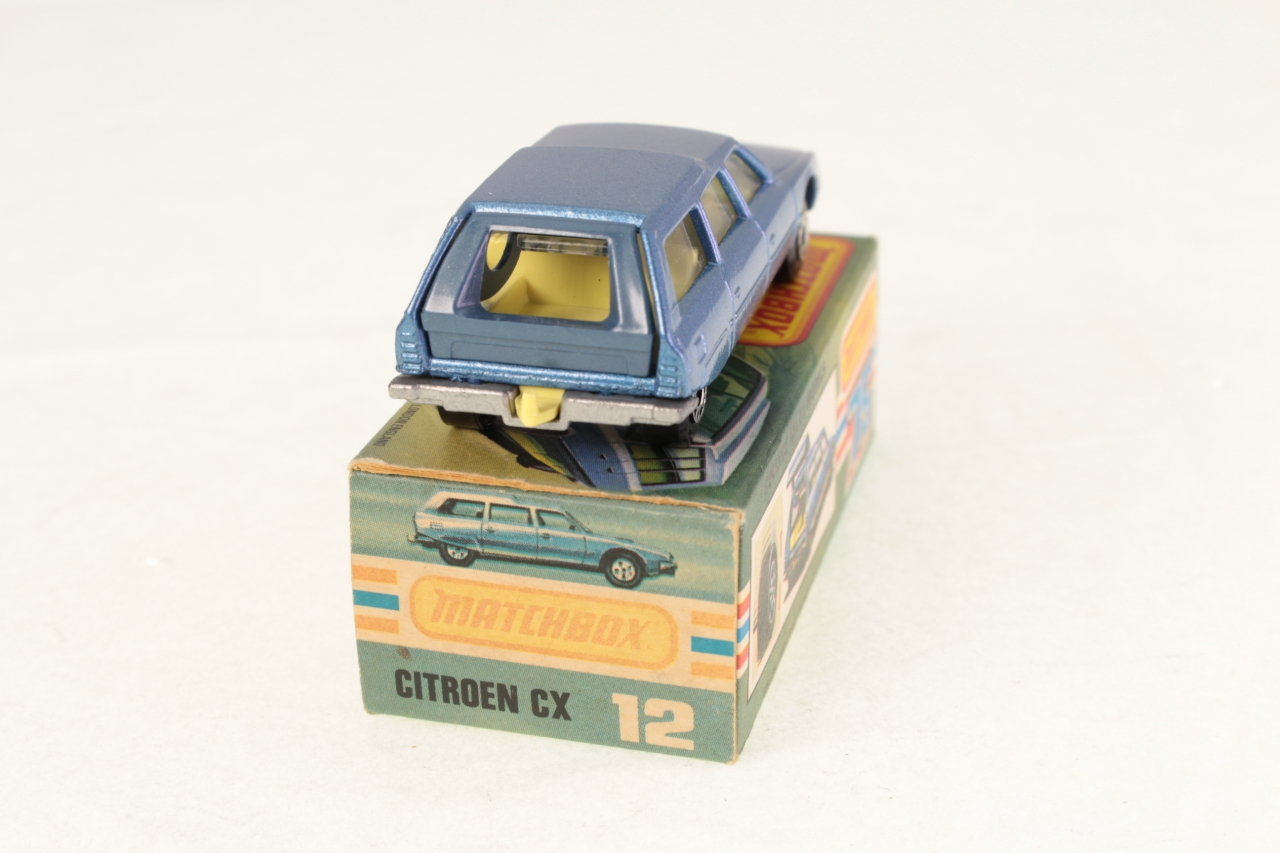 Picture Gallery for Matchbox 12f Citroen CX