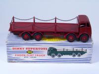 Picture Gallery for Dinky 905 Foden Flat Truck with Chains