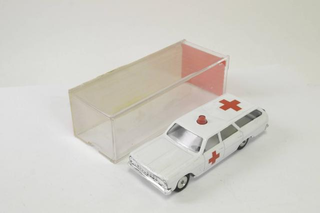 Picture Gallery for Gamda Koor 8101 Chevelle Ambulance