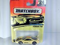 Picture Gallery for Matchbox 24 Ferrari F40