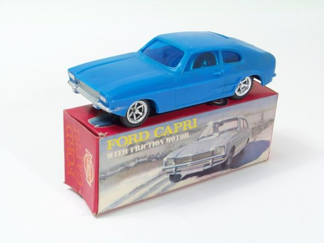 Picture Gallery for Woolbro 434 Ford Capri