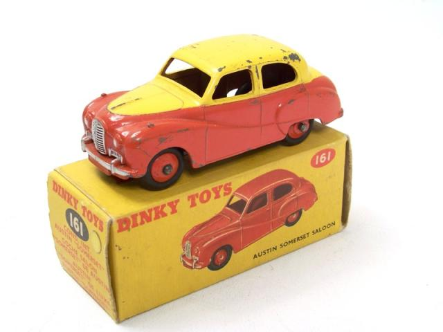 Picture Gallery for Dinky 161 Austin Somerset