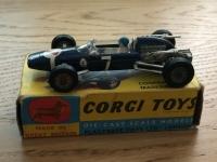 Corgi #156 - Cooper Maserati - Blue