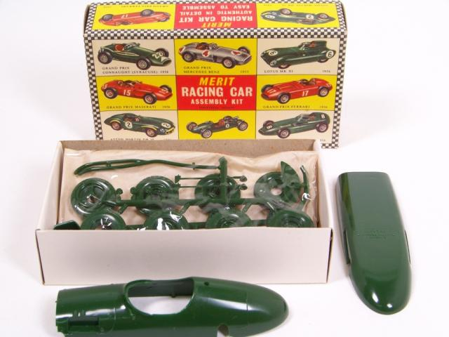 Picture Gallery for Merit 4605 1956 GP Connaught Kit