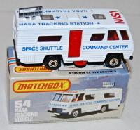 Nasa tracking Vehicle