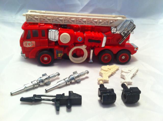 Picture Gallery for Transformers 10 Inferno