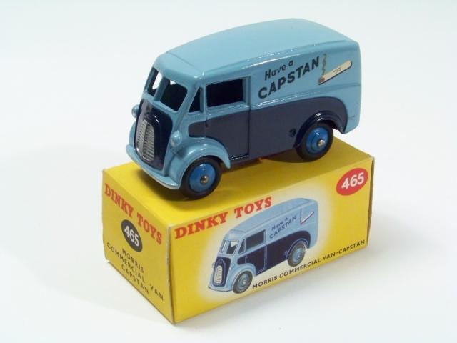 Picture Gallery for Dinky 465 Morris Van