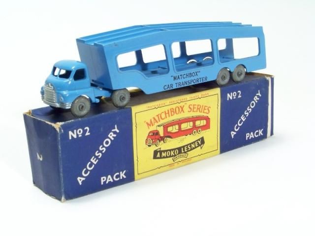 Picture Gallery for Matchbox A2 Car Transporter