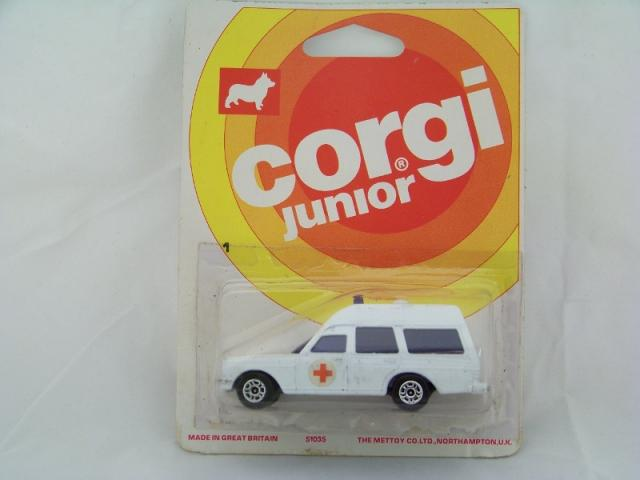 Picture Gallery for Corgi Juniors 1 Mercedes Ambulance