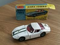 Corgi #324 - Marcos Volvo 1800 GT - White