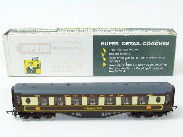 Picture Gallery for Wrenn W6101C Parlour Car 83