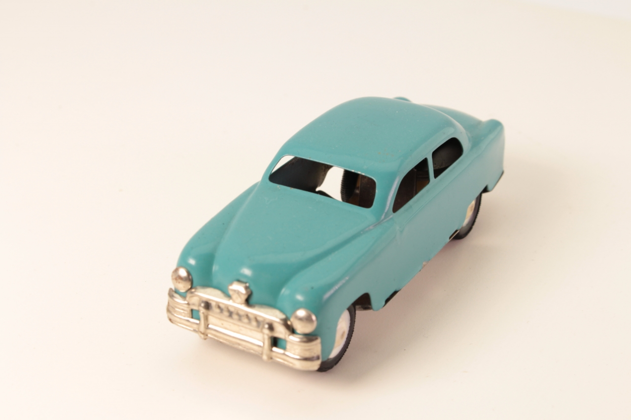 AMB # - Ford Fordor - Turquoise