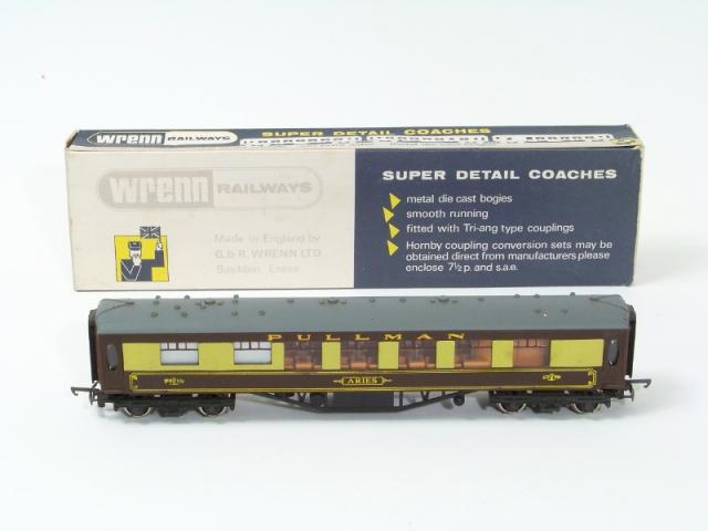 Picture Gallery for Wrenn W6001 2nd Class Car Aries