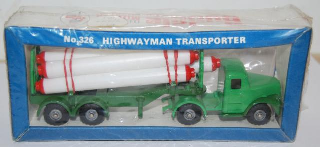 Picture Gallery for Budgie 326 Highwayman Transporter