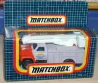 11732 Walthers SceneMaster International 4300 Utility Truck w//Drill
