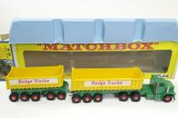 Picture Gallery for Matchbox K16 Dodge Tractor & Twin Tippers