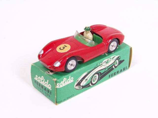 Picture Gallery for Solido 103 Ferrari 500