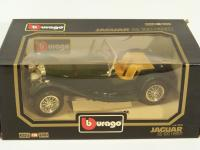 Picture Gallery for Burago 3006 1937 Jaguar SS100