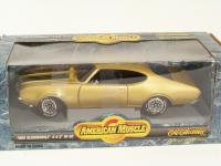 Picture Gallery for ERTL 7848 1969 Oldsmobile
