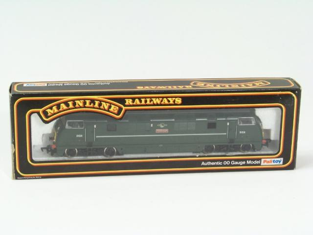Picture Gallery for Mainline 37064 Diesel Loco