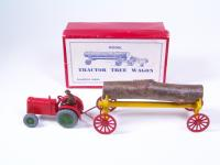 Picture Gallery for Charbens 17 Tractor and Log Trailer