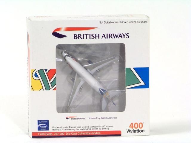 Picture Gallery for Aviation 400 AV4732002 Boeing 737-200