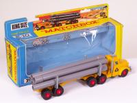 Picture Gallery for Matchbox K-10 Pipe Truck