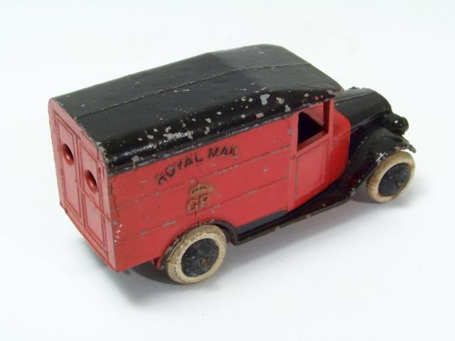 Picture Gallery for Dinky 34b Royal Mail Van